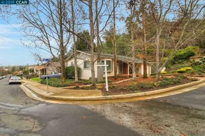 Martinez CA Single Family Home New: $525,000