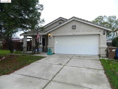 Antioch CA Single Family Home New: $419,900
