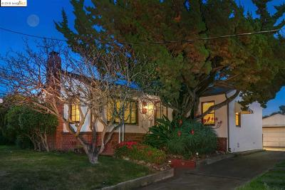 Hayward Single Family Home New: 1472 170th Ave