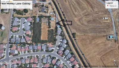 Oakley Residential Lots & Land For Sale: 637 Honey Ln