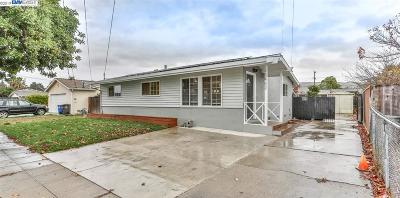 Union City Single Family Home Price Change: 33462 University Dr