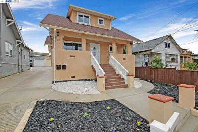 Oakland CA Single Family Home New: $849,000