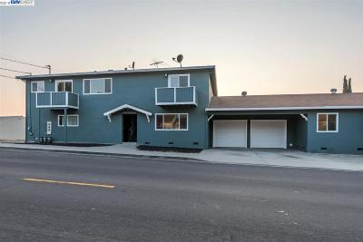 Hayward Multi Family Home Price Change: 22811 5th St