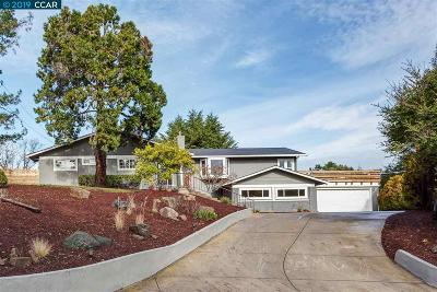 Alamo CA Single Family Home New: $1,495,000