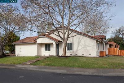Antioch CA Single Family Home New: $398,000