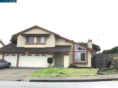 San Pablo Single Family Home Price Change: 2 Cherrywood Ct