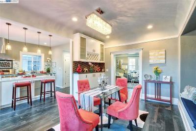 Alameda County Single Family Home New: 891 61st Street