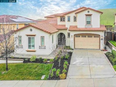 Alameda County Single Family Home New: 2109 Montese Court
