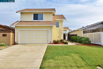 Oakley Single Family Home For Sale: 450 Almondtree Cir