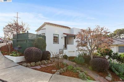 Oakland CA Single Family Home For Sale: $1,495,000