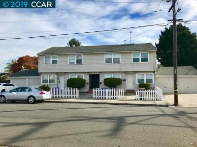 Richmond Multi Family Home For Sale: 902 24th St
