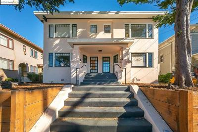 Berkeley Multi Family Home For Sale: 2631 Regent St