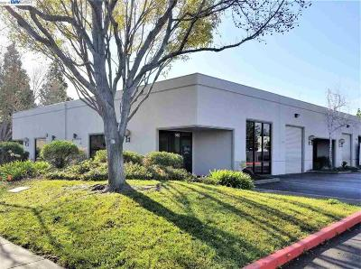 Livermore Commercial Back On Market: 370 Preston Ct