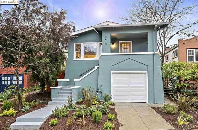 Alameda County Single Family Home New: 3415 Adell Ct