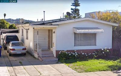 Richmond Single Family Home For Sale: 630 24th St