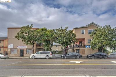 Oakland Multi Family Home For Sale: 2565 Martin Luther King Jr Way