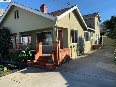 San Leandro Multi Family Home New: 271 Williams St