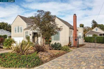 San Pablo Single Family Home Sold: 1521 Brookside Dr