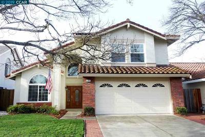 San Ramon CA Single Family Home New: $1,225,000