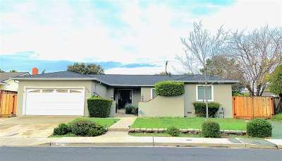 Concord Single Family Home For Sale: 1579 Heartwood Drive
