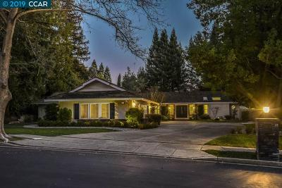 Danville CA Single Family Home New: $1,798,000