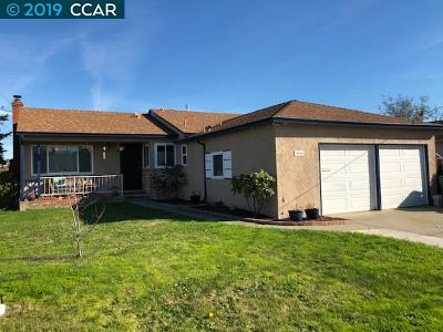 San Leandro Single Family Home For Sale: 15504 Farnsworth St