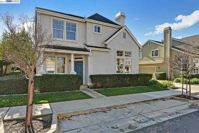 Livermore Single Family Home Price Change: 6179 Saint Andrews Way