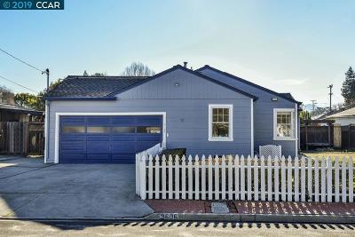 Concord Single Family Home New: 3606 Granzotto Drive