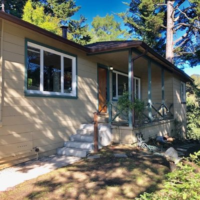 Oakland Single Family Home Back On Market: 6801 Saroni Dr