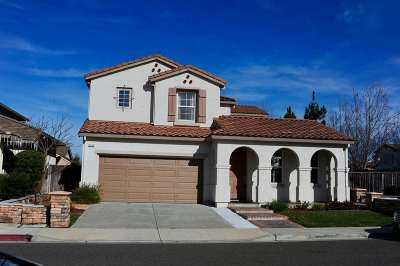 Hayward Single Family Home For Sale: 2805 Seadrift Cir