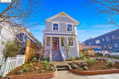 Oakland Single Family Home For Sale: 5930 Genoa St