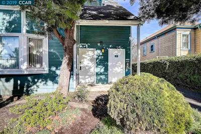 Berkeley Condo/Townhouse For Sale: 933 Addison St. #A