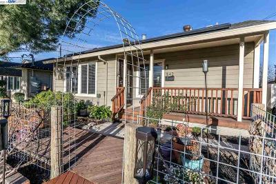 Livermore Single Family Home Price Change: 542 N L Street