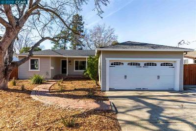 Concord Single Family Home For Sale: 126 Roslyn Dr