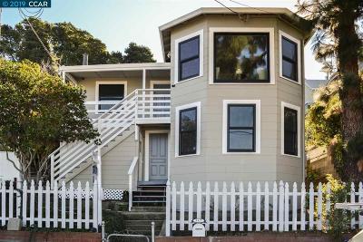 Crockett Single Family Home Pending Show For Backups: 567 Winslow St