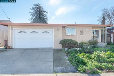 Hayward Single Family Home Back On Market: 406 Perkins Dr