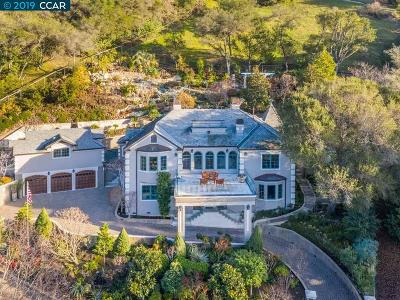 Lafayette Single Family Home For Sale: 1982 Reliez Valley Road