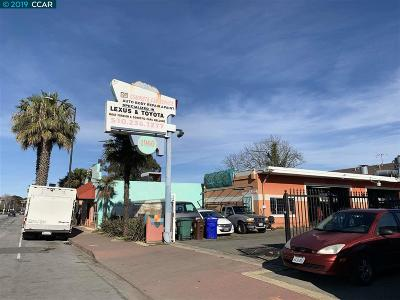 Contra Costa County Commercial For Sale: 1960 23rd St