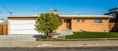 San Pablo Single Family Home Pending: 5945 Wyman St
