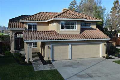 Livermore Single Family Home For Sale: 558 Roma Ct