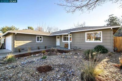 Concord Single Family Home For Sale: 2125 Athene Dr