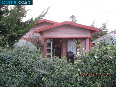 Oakland Single Family Home Sold: 1435 81st Ave