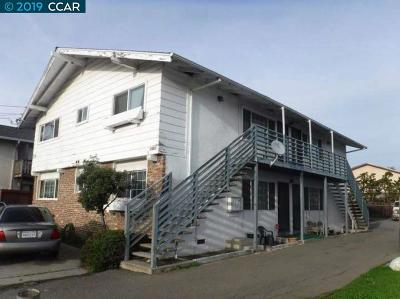 Hayward Multi Family Home For Sale: 27104 Belvedere Ct