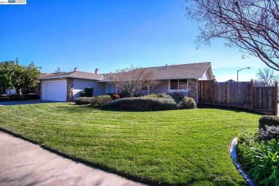 Livermore Single Family Home Pending Show For Backups: 2421 Farnsworth Dr