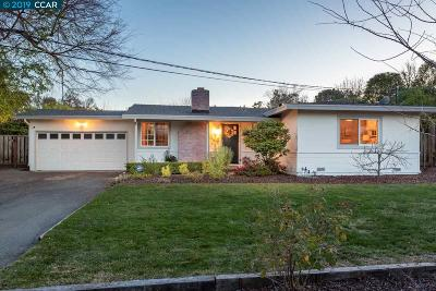 Walnut Creek Single Family Home For Sale: 1711 3rd Ave