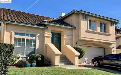 Hayward Single Family Home Price Change: 24986 Yoshida Drive
