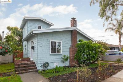 Alameda Single Family Home For Sale: 1312 Fernside Blvd