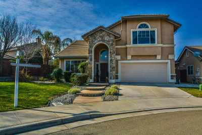 Tracy Single Family Home Active - Contingent: 3999 Leslie Ct
