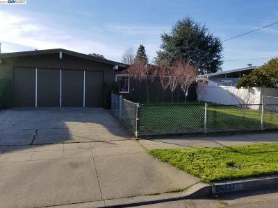 Hayward Single Family Home For Sale: 26737 Chiplay Avenue