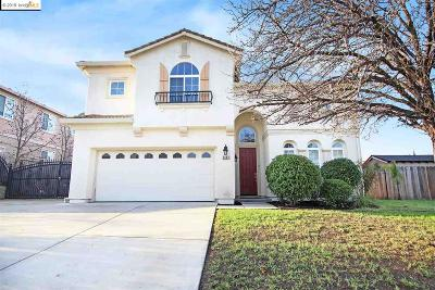 Antioch Single Family Home For Sale: 2402 Crystal Way